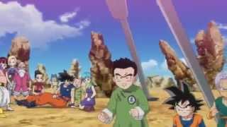 Dragon Ball Z The Movie 14 : Battle of Gods Official Trailer #3 ENGLISH DUBBED