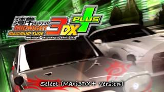 Select (Maxi 3DX+ Version) - Wangan Midnight Maximum Tune 3DX+…