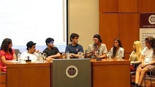 Adolescentes y Jóvenes en la red - Los verdaderos protagonistas (2013) #cxoderecho