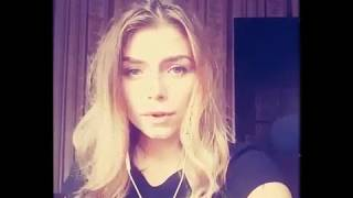 Наргиз ft Баста - Прощай,  любимый город ( Cover)