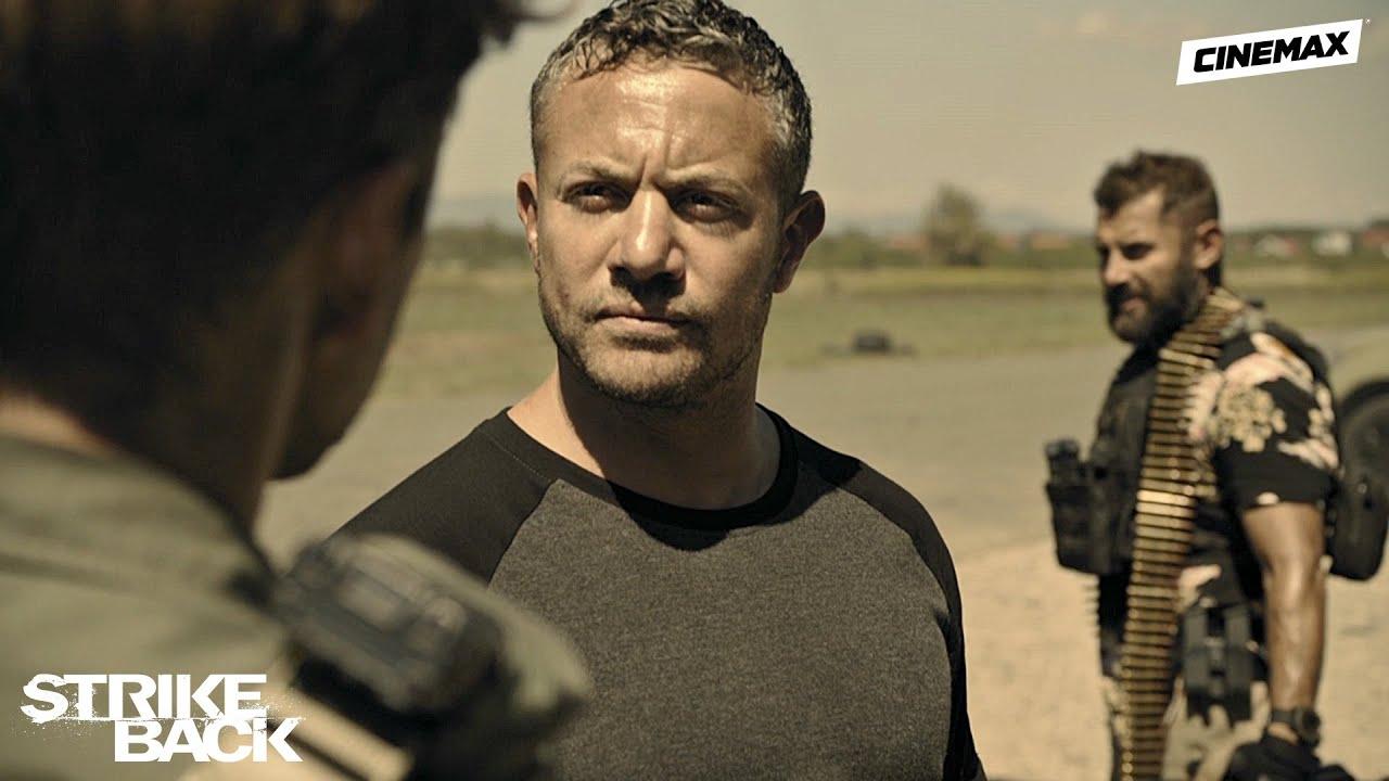 Download Strike Back | Official Clip - Season 7 Episode 5 | Cinemax