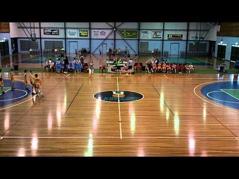 TV Jets U14 Boys vs Essington Basketball Darwin NT Australia Second Half