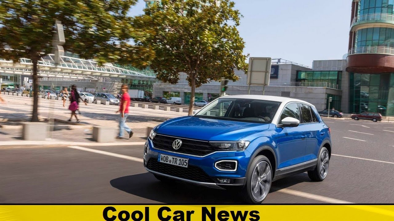 Latest News!! Volkswagen T Roc Review - Cool Car News