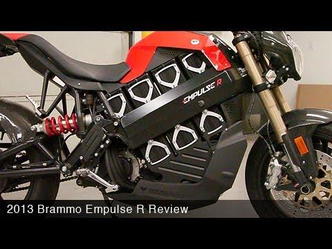 Motousa 2013 Brammo Empulse R Video Youtube