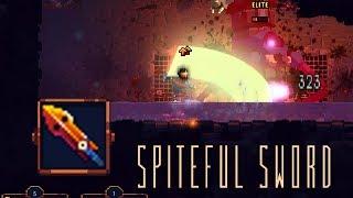 Dead Cells - Spiteful Sword (level 1) only run