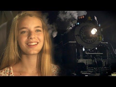 Coca-Cola Commercial with Vintage Steam Locomotive NKP 765