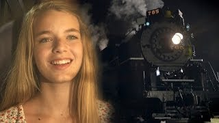 Historic locomotive no. 765 brings vintage Coca-Cola ad to life - NKP 765