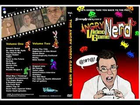 The AVGN DVD is out! And new Dragon's Lair video!