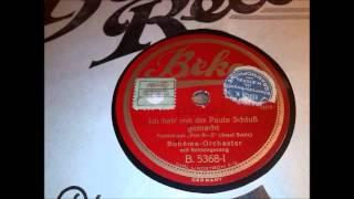 Bohème Orchester, Refraingesang: Ich hab