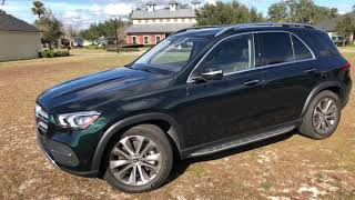The Benz of Tomorrow Here Today: 2020 Mercedes-Benz GLE 450 Rundown