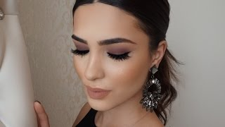 deep plum smokey eye tutorial the perfect glow  kokoandchanel