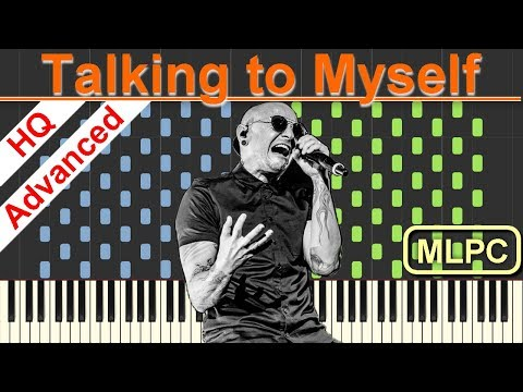 Linkin Park - Talking to Myself I Piano Tutorial & Sheets by MLPC