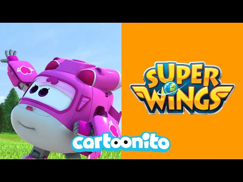 Super Wings | Cheese on the Loose! | Cartoonito
