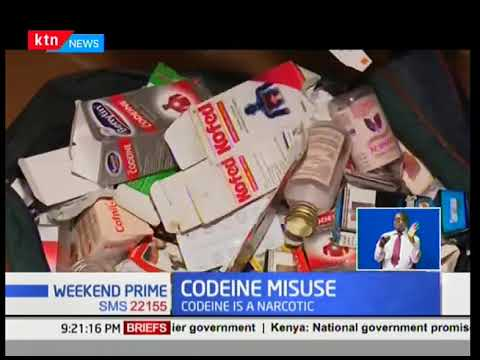 52aea0db3 Codeine misuse cough syrup that is used to get high - YouTube