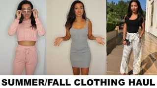 Summer/Fall Clothing Haul