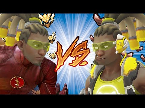 Overwatch - Theirs vs Ours: Lúcio
