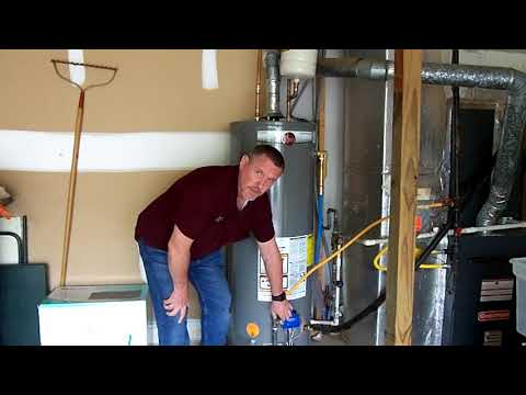 Water Heater Inspection / Flushing