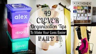 49 Slimme organiserende tips (deel 1)