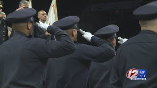 Providence Police Academy Announces Its Newest Graduates