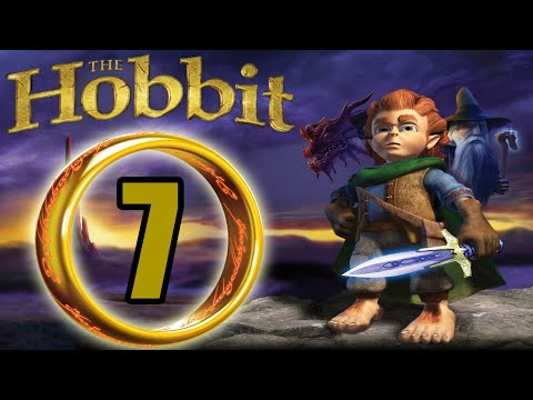The Hobbit 100% | Chapter 7: Barrels Out of Bond