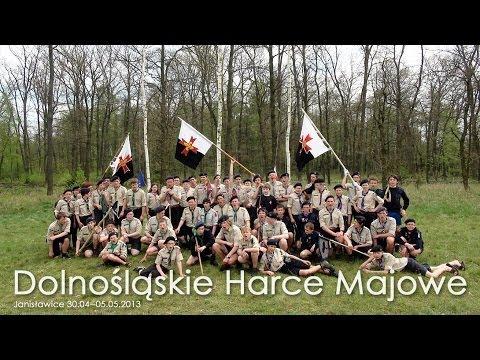Dolnośląskie Harce Majowe - Skauci Europy | Janisławice 30.04--05.05.2013