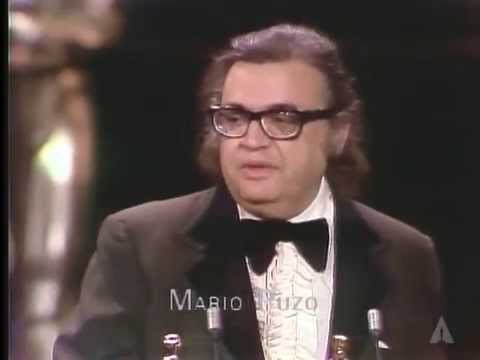 Francis Ford Coppola and Mario Puzo Win Adapted Screenplay: 1975 Oscars