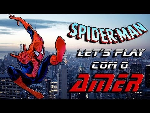 Let's Play com o Amer: Spider-Man The Videogame