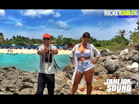 JahLion Sound Rickey Smiley Morning Show invades St. Maarten Club Tantra