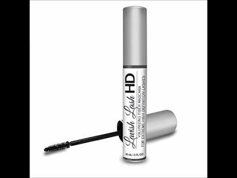 9608bb9c3dd Lavish Lash HD by Hairgenics Ultra Premium Volumizing Fiber Mascara for  Extreme High Definition La