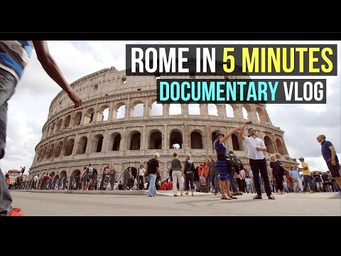 ROME IN 5 MINUTES
