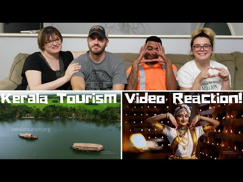 Kerala Tourism Video Reaction!