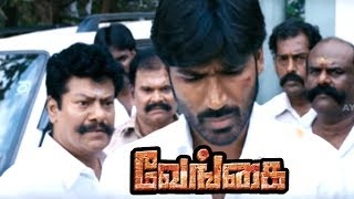 Venghai | Vengai Tamil Movie Scenes | Rajkiran waits to take Revenge | Oorvasi takes care of Dhanush