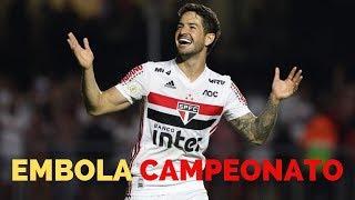 São Paulo, Flamengo e Galo vencem bem e embolam o campeonato