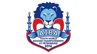 aiba youth world boxing championships 2016 session 5a preliminaries
