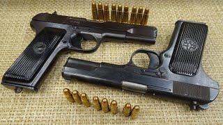 пистолет ТТ - Тульский Токарев ... мысли вслух