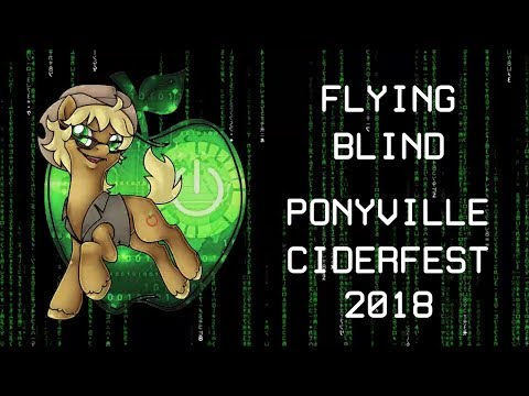 Flying Blind - Ponyville Ciderfest 2018 Panel