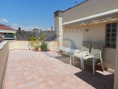 Reparaci n de grietas y pintado de terraza en barcelona youtube - Pintar terraza ...