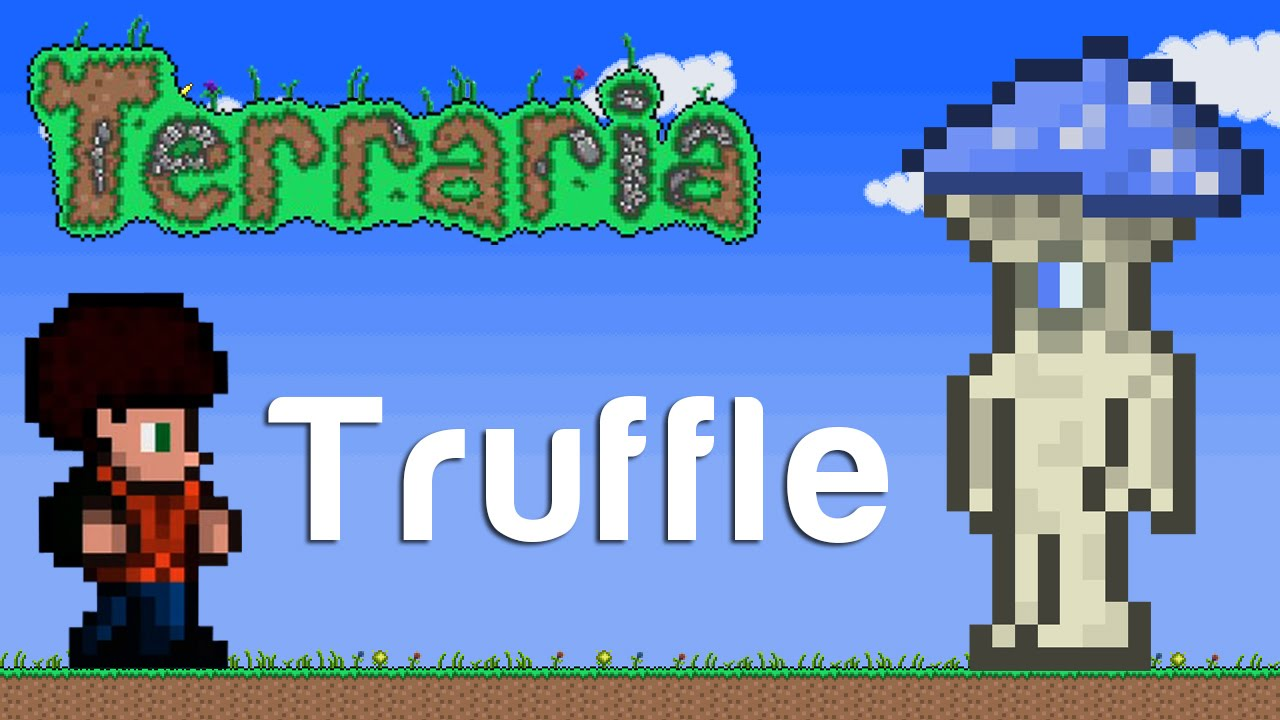 Terraria xbox truffle 123 youtube malvernweather Gallery