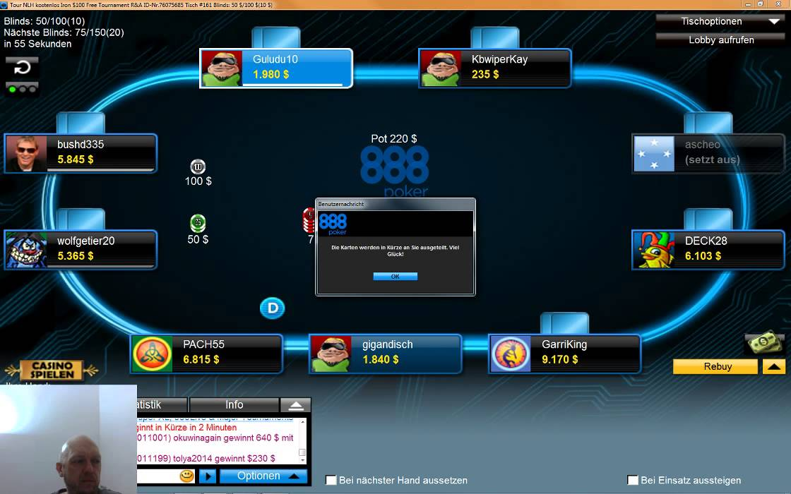 Online Pokern Mit Geld