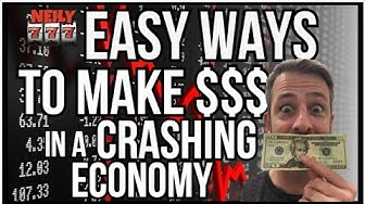 SUPER EASY WAYS TO MAKE SOME EXTRA MONEY IN A BAD ECONOMY!