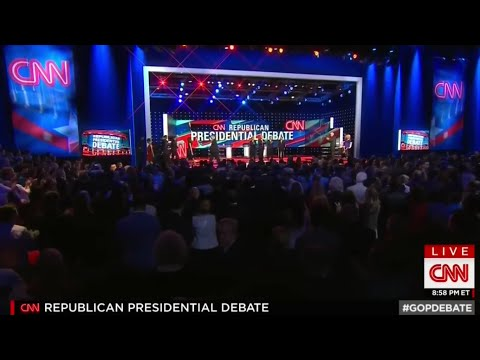 Twelfth Republican Primary Debate - March 10 2016 on CNN