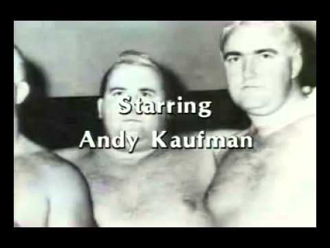 Andy Kaufman- I'm From Hollywood song
