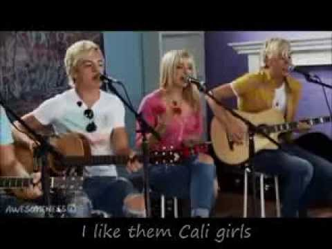R5 - Cali Girls (Lyrics) from YouTube · Duration:  3 minutes 31 seconds