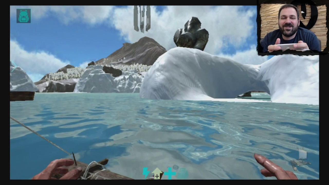 Introducing: Underwater Caverns (ARK: Survival Evolved Mobile)