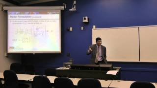 GTI/UTC Lunchtime Lecture Series - Dr. Ram Pendyala
