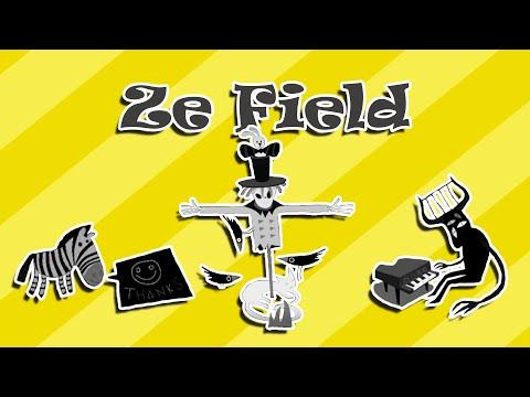 Как Пройти Игру Поле Зе Ze Field за 5 минут 👍🧟👻