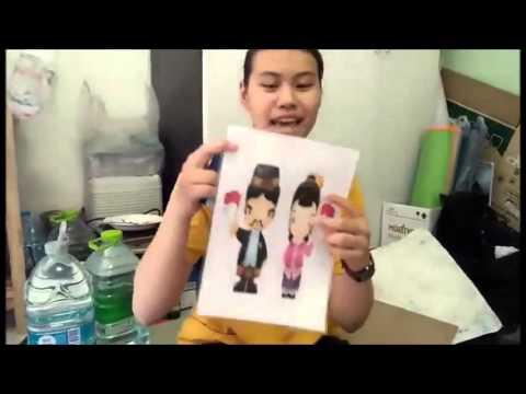 แฟ้มจับคู่รูปภาพชุดประจำชาติอาเซียน
