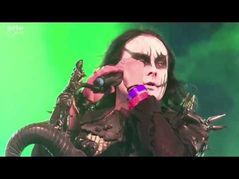 Cradle Of Filth - Hellfest 2015 Full Concert