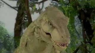 T.rex attack
