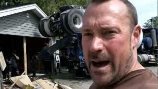 Garage Build Part 15 - Pouring The Concrete Slab